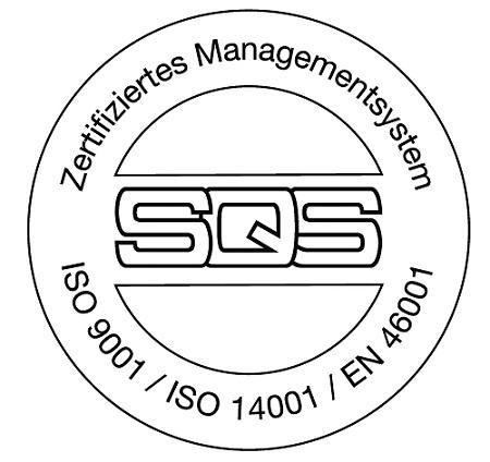 SQS Zertifiziertes Management System